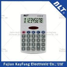 Calculadora de tamanho de bolso de 8 dígitos para casa (BT-102)
