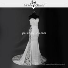 RSW727 Sexy Leg Open Aliexpress Wedding Dresses Mermaid Sweetheart