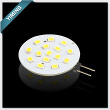 Раунд 2.5W 15pcs 2835SMD G4 Светодиодный свет