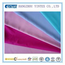 Tela de algodón cómoda de la venta caliente para la materia textil casera