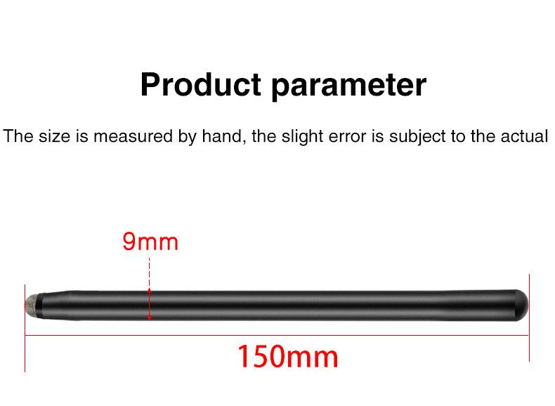 ballpoint stylus pen