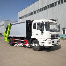 Cummins Engine Garbage Disposal Truck