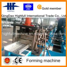Construcción de acero de trampolín formando máquina