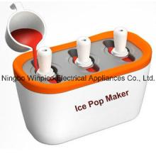 Gelo Pop Maker, picolé Maker, 100% BPA livre congelador