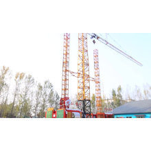 Construction Cargo lift Double cages Jiuhong elevator Pakistan