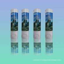 Aluminium & plastique stratifié Tube de shampooing
