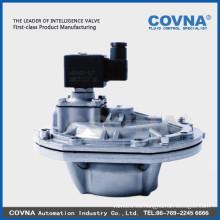 "Válvula de solenoide de impulsos válvula de purga de aire válvula de aluminio G1 / 2 ""220V"