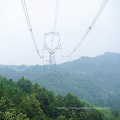 220kv Linear Angle Steel Power Transmission Tower (Owl-shaped)