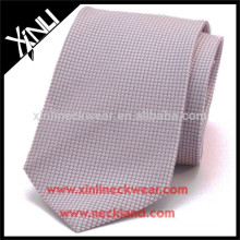 Corbata de seda tejida del secuaz del telar jacquar del nudo perfecto hecho a mano del 100%