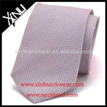 100% artesanal perfeito nó Jacquard tecido Minion gravata de seda