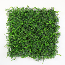 Venta caliente de interior pantalla verde planta de la pared para la decoración