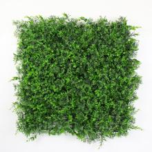 Горячий продавая крытый зеленым экраном завод стены для декора