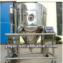 Secador de pulverización de sulfato de aluminio