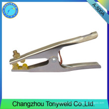 500A American type tig ground clamp earth clamp