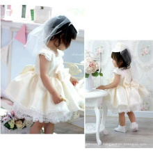 Little Princess Lace Wedding Dress