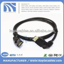 360 Degree Rotatable HDMI Cable