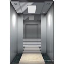 Mrl Commercial Gearless Vvvf Elevador de Pasajeros sin Máquina Habitación Hotel