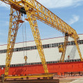 Uri ng Truss Single Girder Electric Hoist Gantry Crane