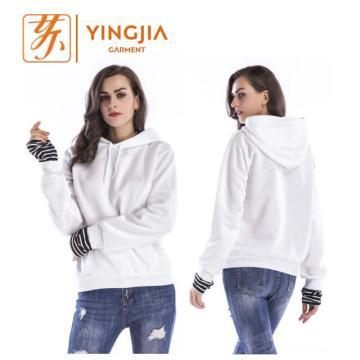 Nouveau Sweat-shirt à capuche en velours pour femmes Plus