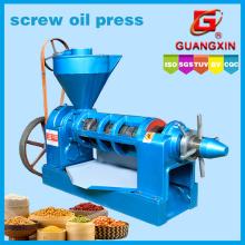 Maquinaria eléctrica del aceite de girasol / prensa del aceite de girasol