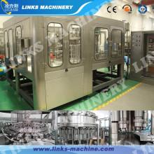Equipos de llenado automático de agua carbonatada