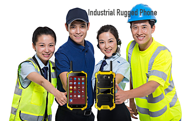 Industrial Rugged Phone
