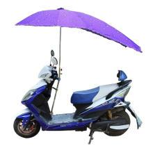Windproof Electric Bike Motorcycle Umbrella Supplier Outdoor Motorcycle Car Patio Umbrellas