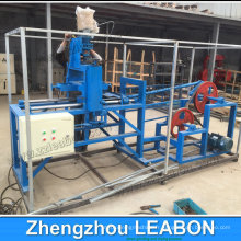 Découpeuse en bois en bois 400-500kg / H, machine en soie en bois faisant la machine