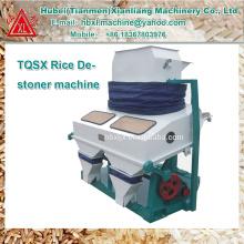 África amplamente utilizado máquina de desonrar arroz paddy separado