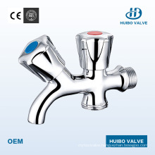 Cold and Heat Brass Bibcock Valve Surface Polishing