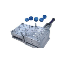 high precision customized plastic injection cap mold