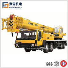 50tons 42.7meters 247kw hydraulic Mobile Truck Crane Qy50ka