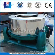 Máquina centrífuga de deshidratación de calidad confiable