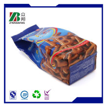 BOPP Snack Package Bag with Square Bottom
