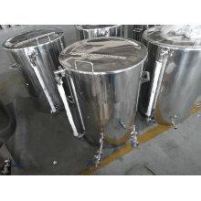 75-галлоновый чайный котел с тангенциальным входным и смотровым стеклом