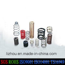 Compression Spring in Different Colors