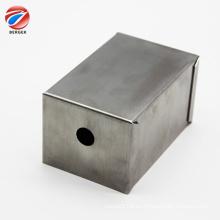 Fabricación de mecanizado de metales a medida estampado de piezas de plegado