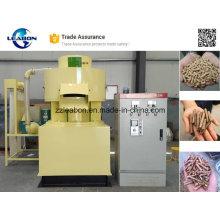 Machine de chaîne de production de granule de bois dur de la biomasse 1-2t approuvée