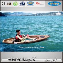 Único Crystal Bottom Clear Transparnet Kayak