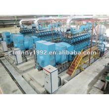 3000kW Generador Diesel De Alta Tensión-11000V