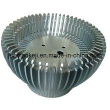 Base de disipador de calor LED para Auto usado