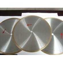 500mm Kontinuierliche Felgen-Diamant-Schneidklingen für Keramik
