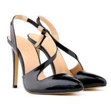 2016 New Style Fashion High Heel Lady Dress Shoes (A127)