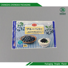 Plastic Laminated Bag with Zipper for Food