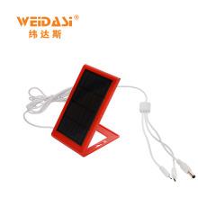 alibaba precio al por mayor nuevo diseño útil plegable cargador solar portátil