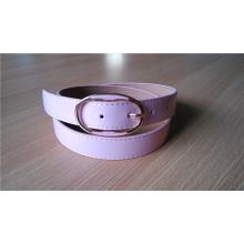 Dernier ceinture en dentelle PU Ceinture en PU