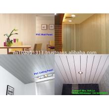 Wooden design PVC panel