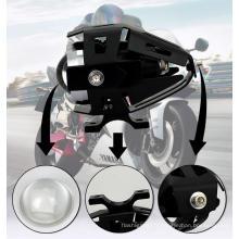 Yzl896 Prix d'usine 12-80V 1000lumens LED Conduite Light Moto Spot à LED