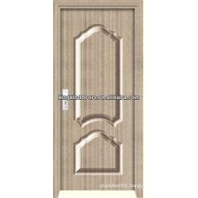 Pop design bathroom pvc door prices JKD-M686 made in China