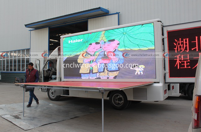 9.7㎡ hydraulic show stage 2